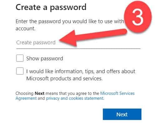 طريقة عمل حساب على مايكروسوفت أوفيس بالخطوات 2021