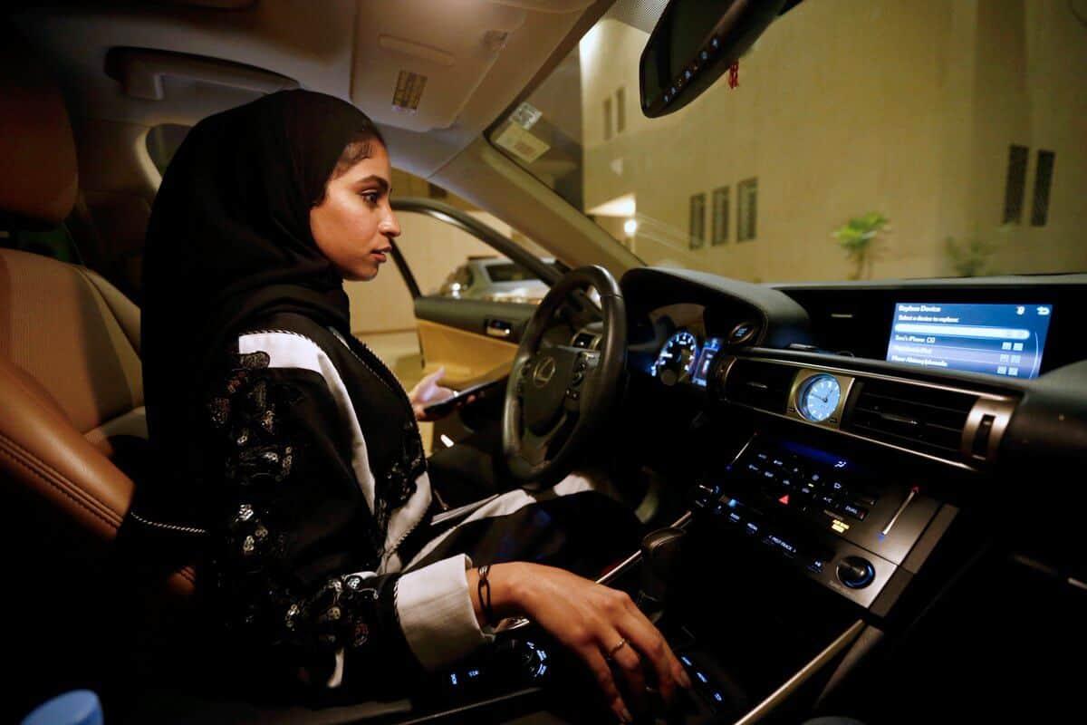 شروط استخراج رخصة قيادة للنساء بالسعودية 1442